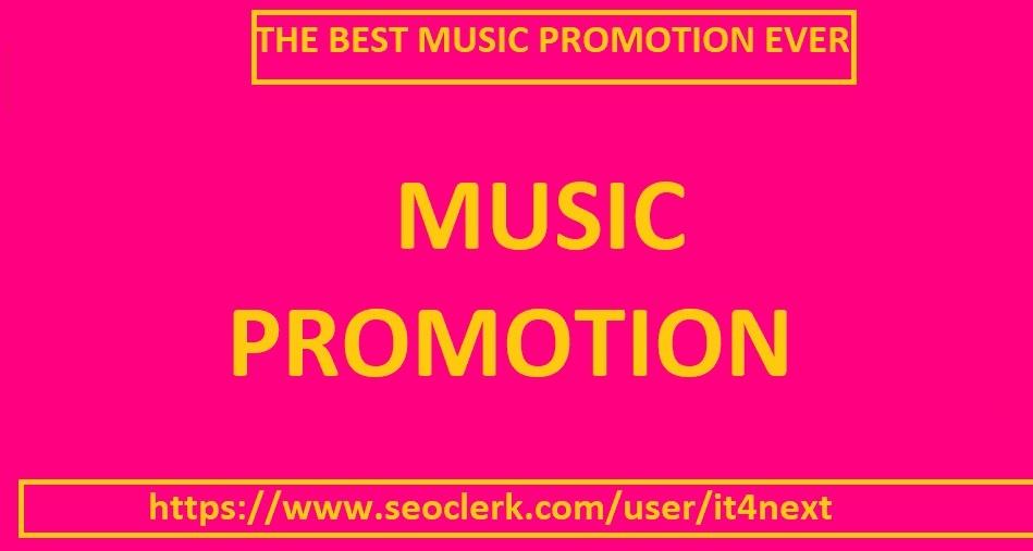 BIG DEAL & GET MUSIC PROMOTION