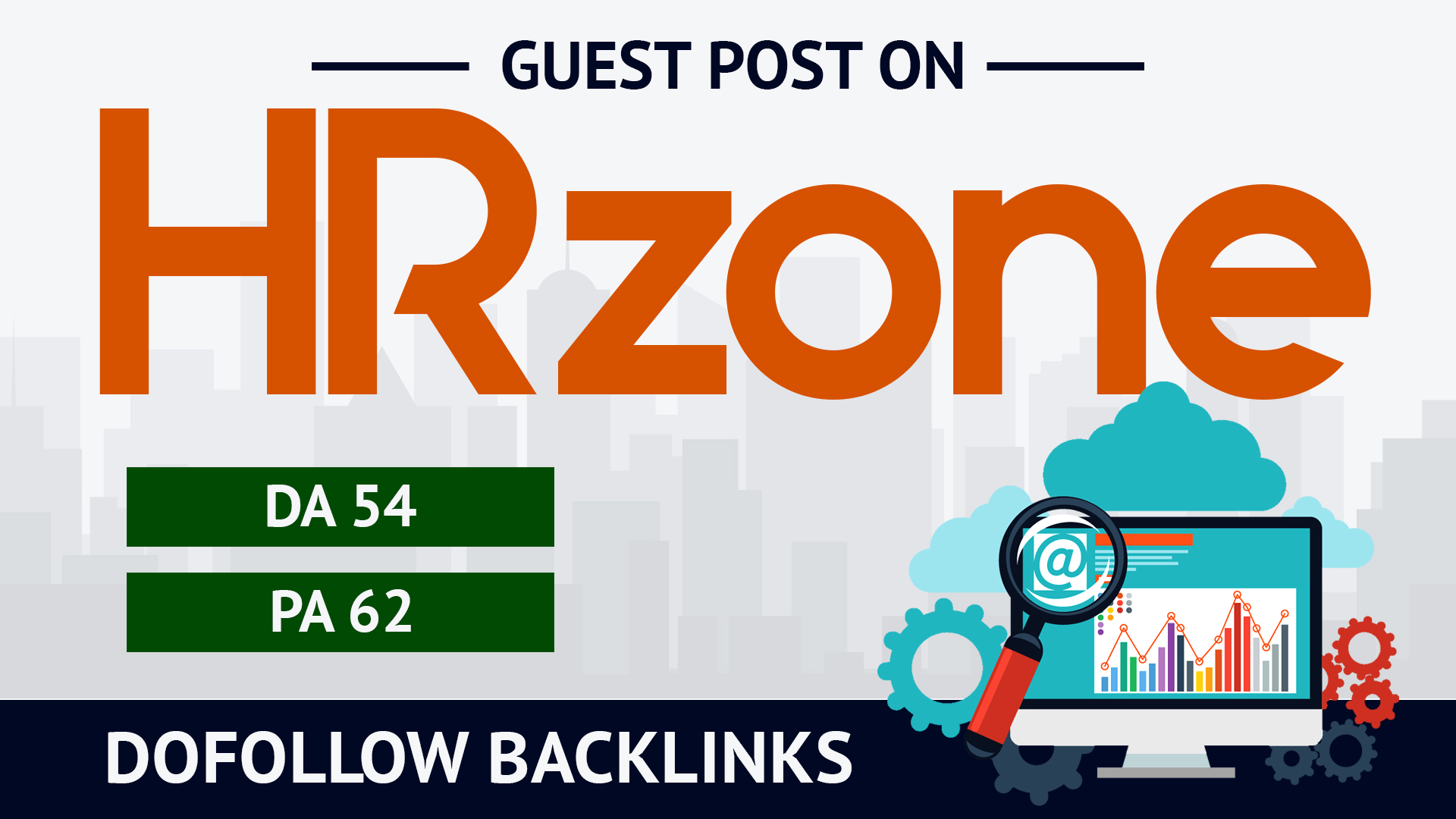 Pulish high authority HRzone Guest Post on Dofollow Links