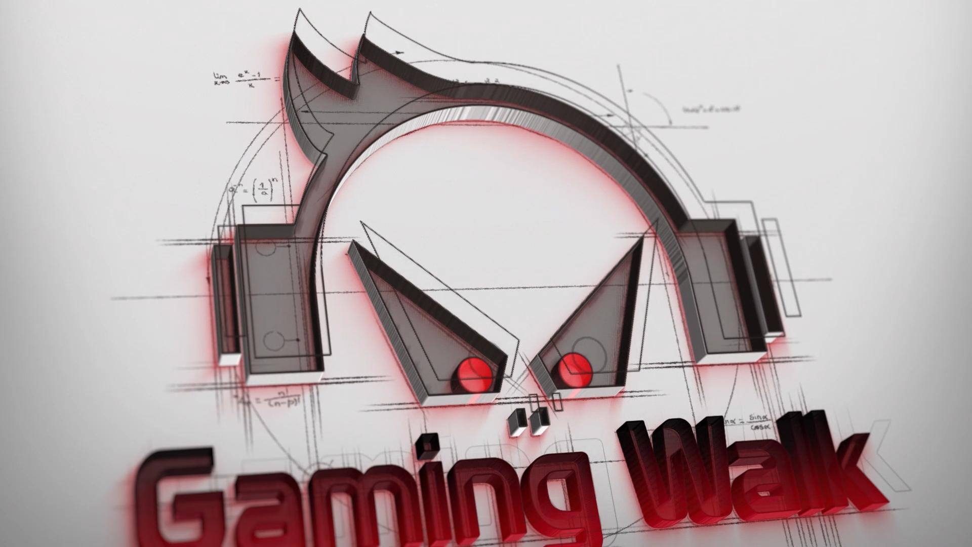 I will create amazing architect sketch video intro logo animation