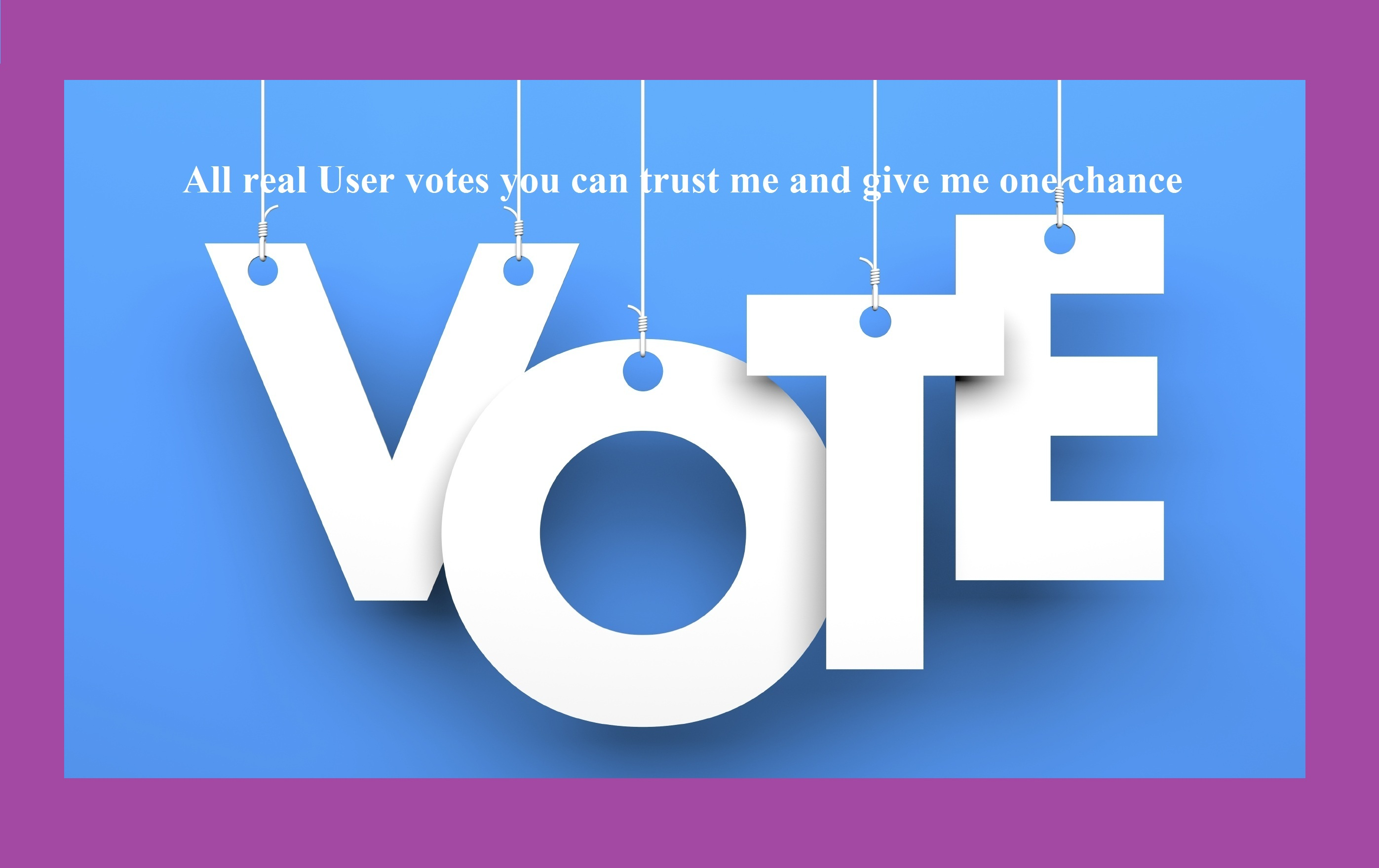 Provide you 100 Votes in Any Contest online poll