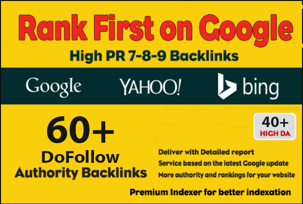 Manually 60 DOFOLLOW Authority Forum Profile Links from DA40+ to Boost Rank