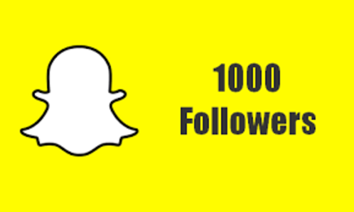 1000+ Snapchat HQ Followers