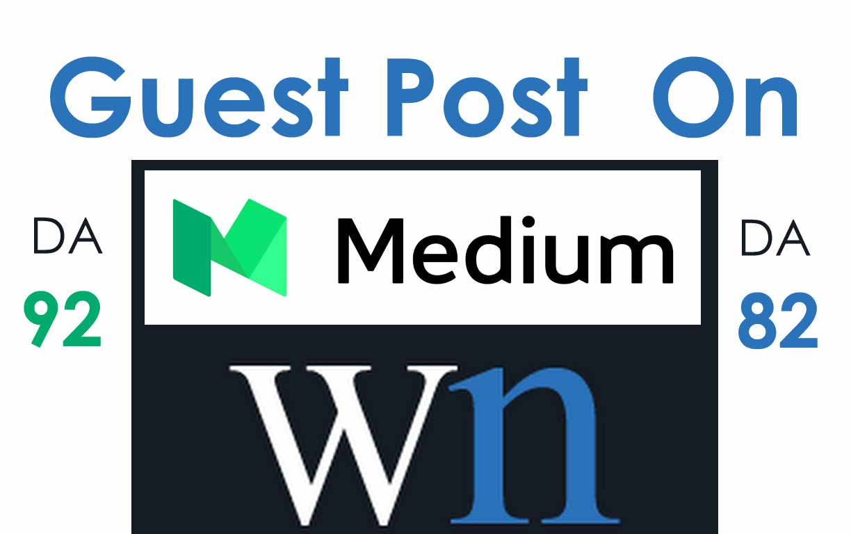 I Will Write And Publish A Guest Post On Medium And Wn