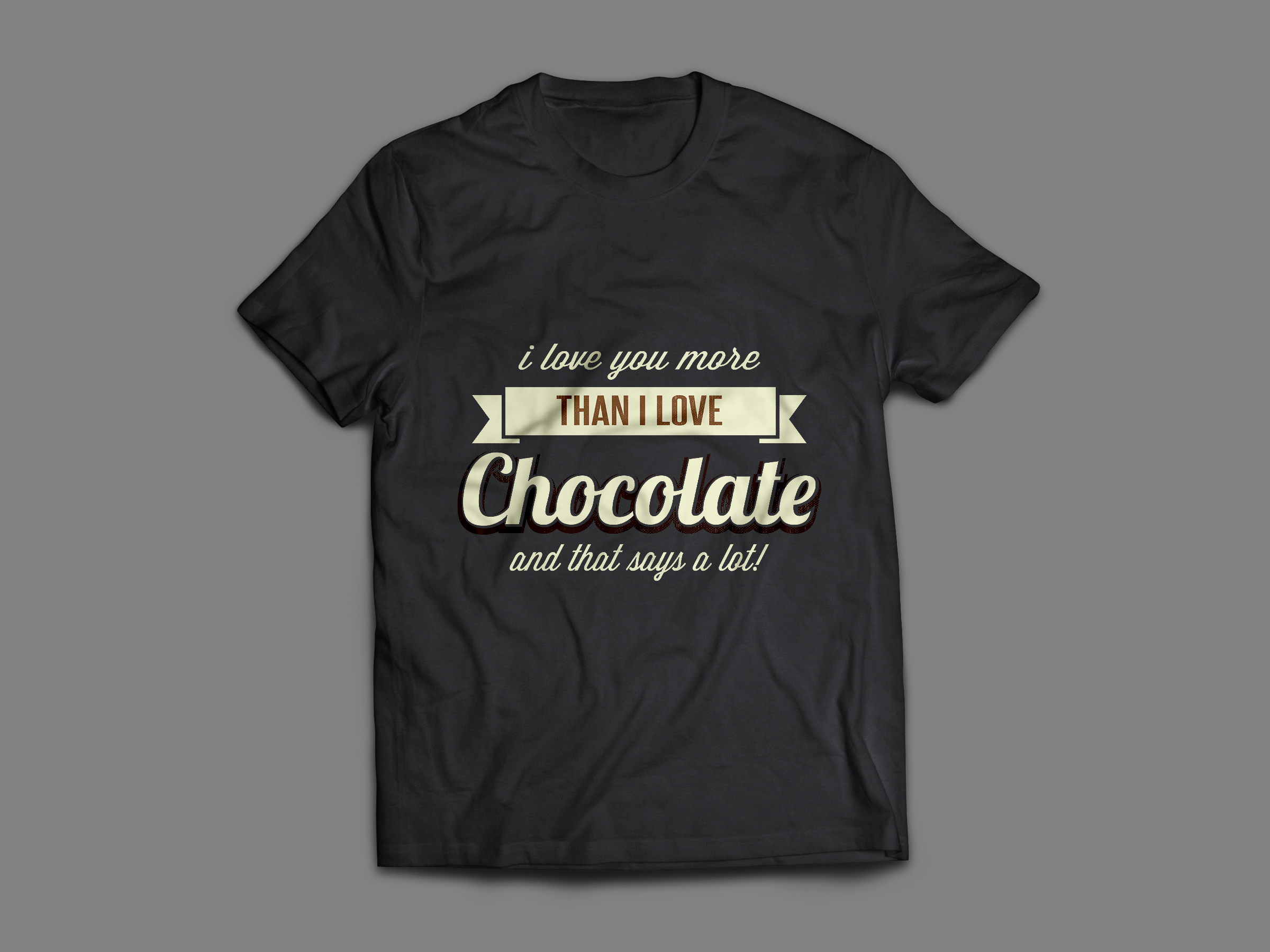 Do Best Selling Retro Style Typography Tshirt Design