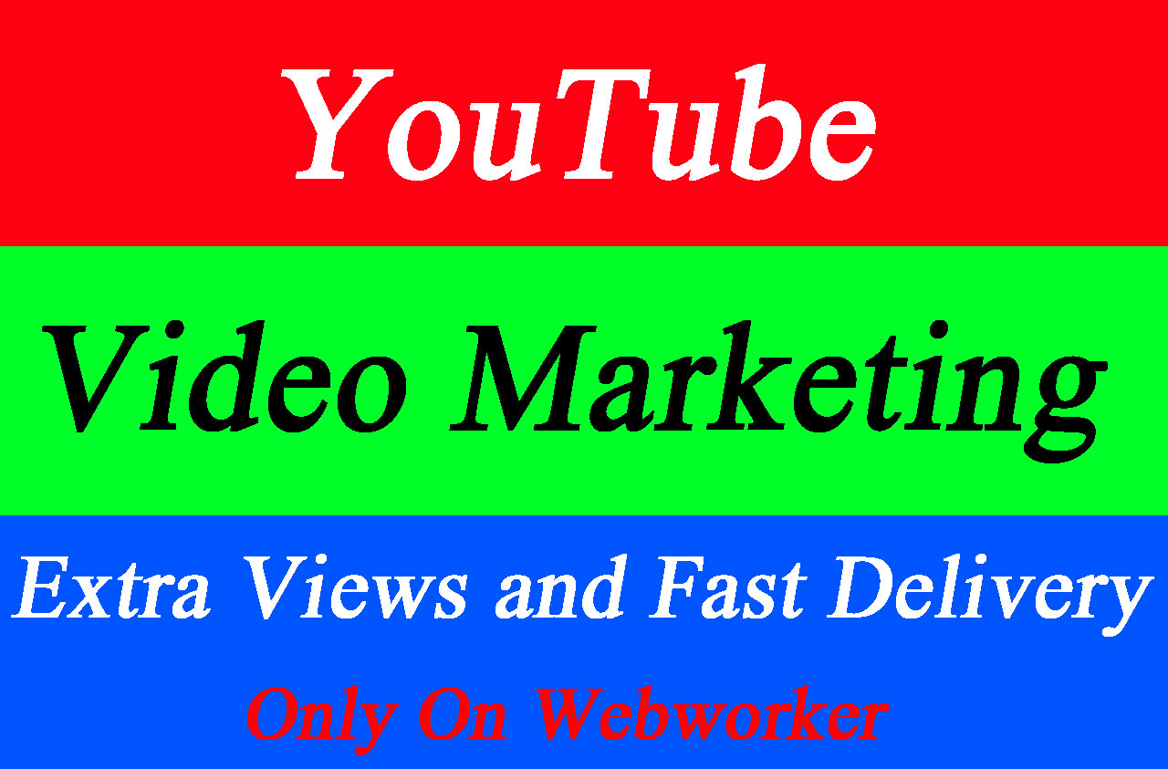 YouTube Video Marketing Promotion