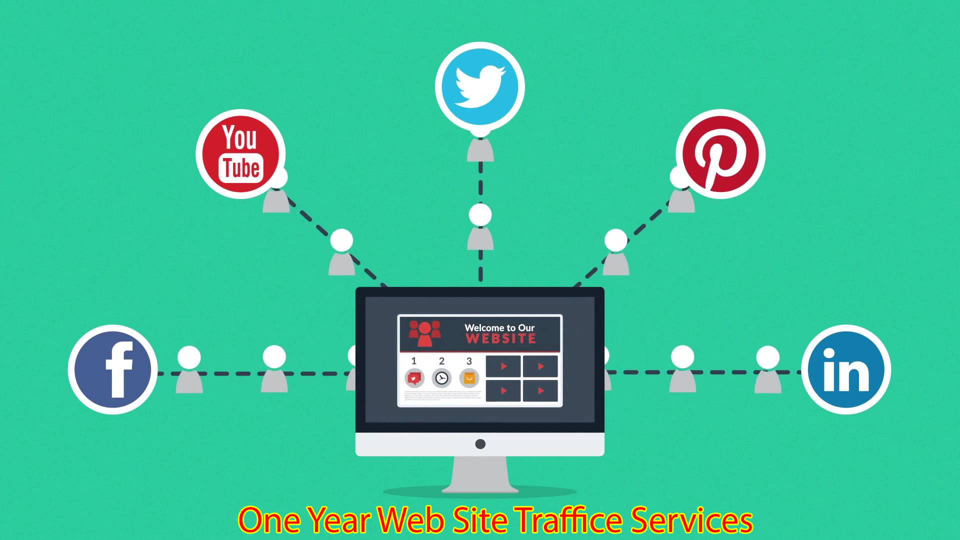 ONE MONTH Daily 300-1000 TARGETED traffic Worldwide