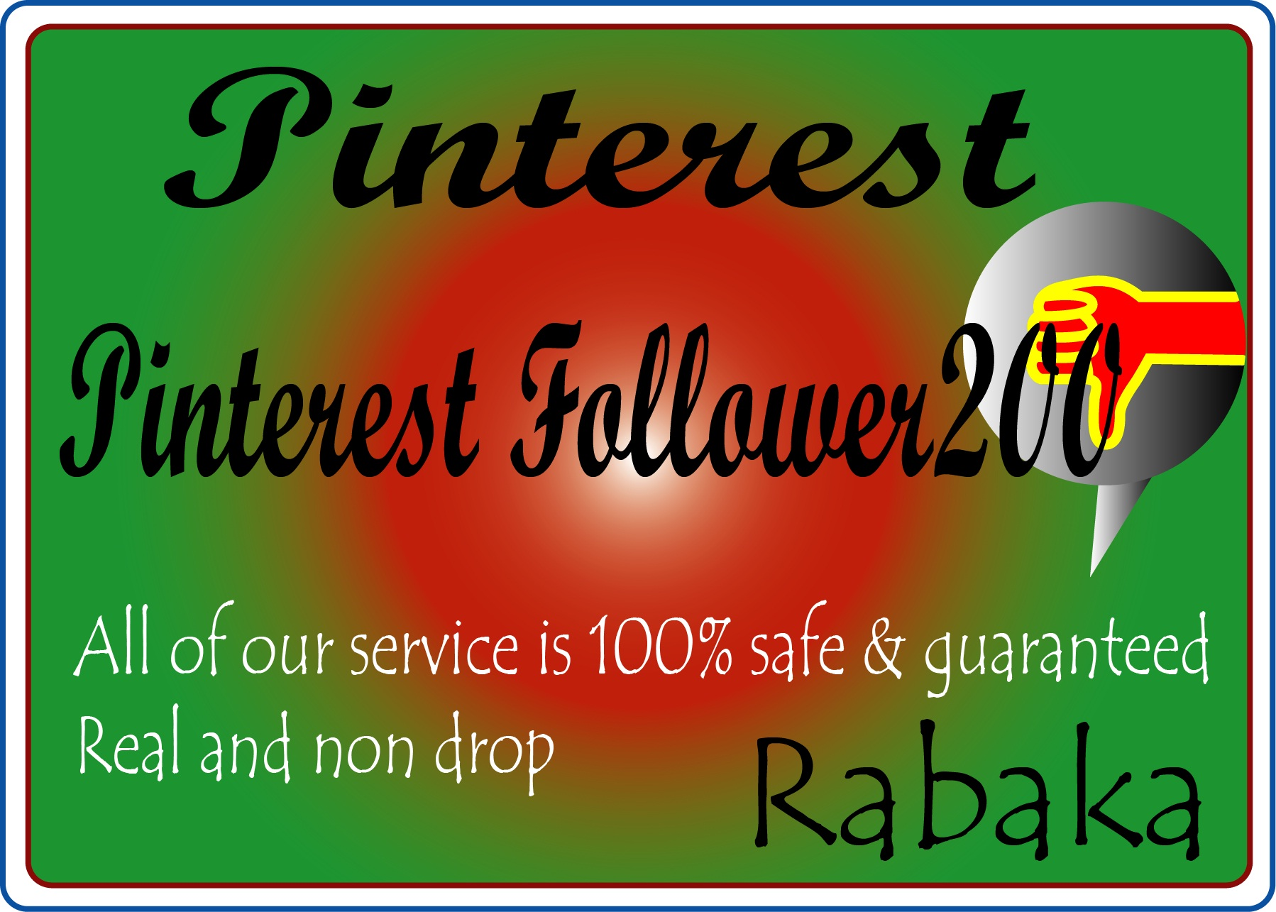 get real and non drop 340 pinterest followers high qu...