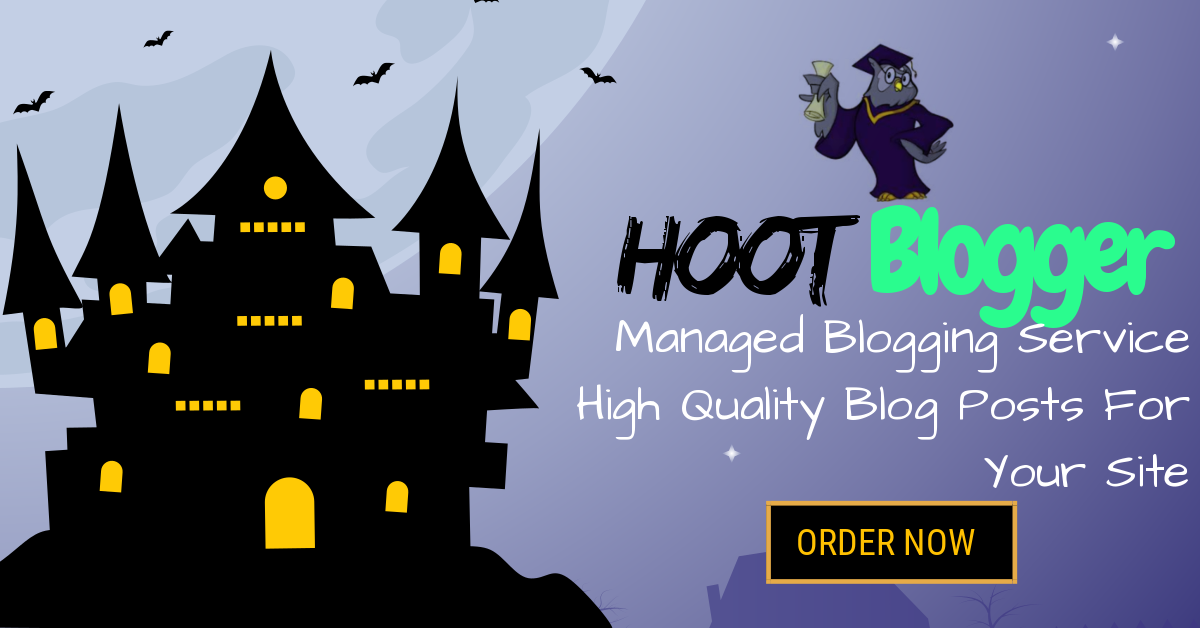 HOOT Blogger - Pull Traffic From Posts on PBN Blogs