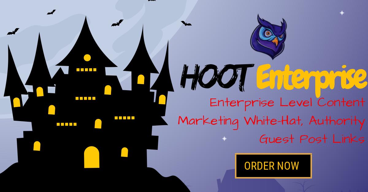 HOOT Enterprise - White Hat WEB 2.0 Blogs Creation, ...
