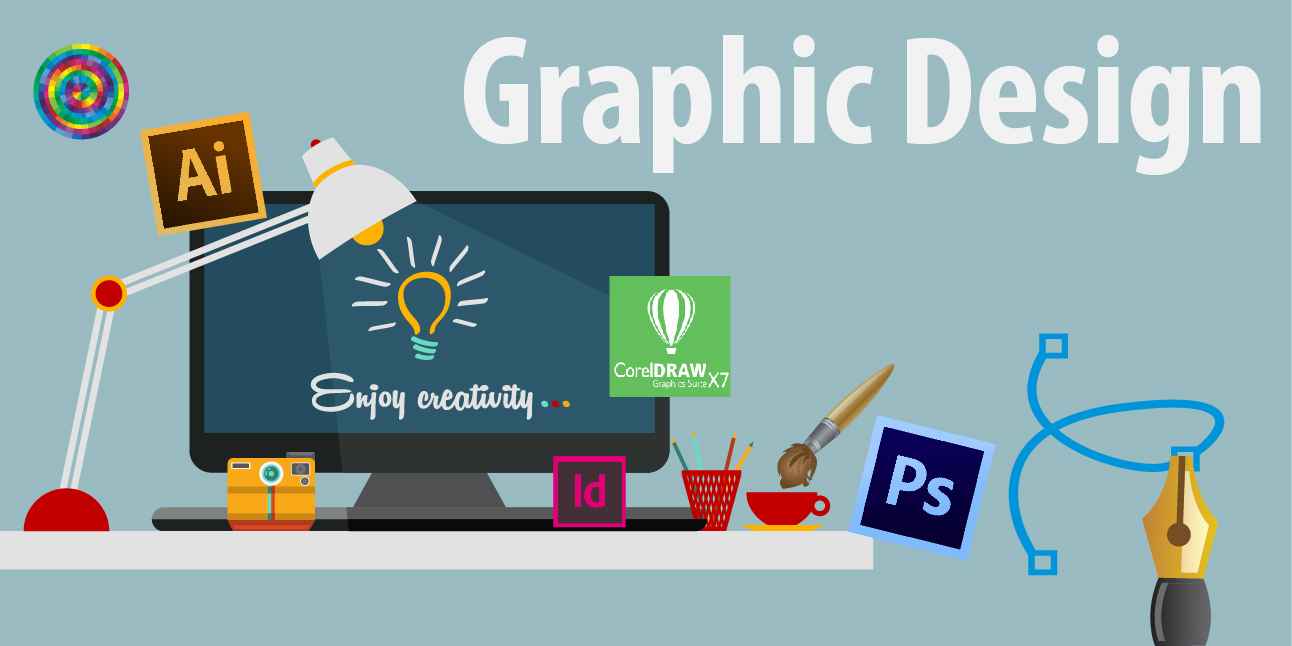 Professional and Creative Graphic designing Works don...