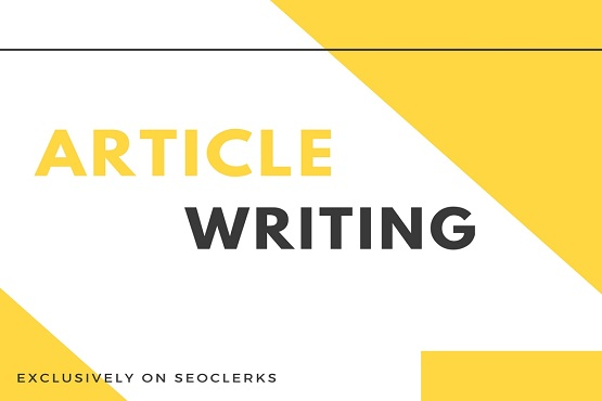 Unique SEO Article Writing For You