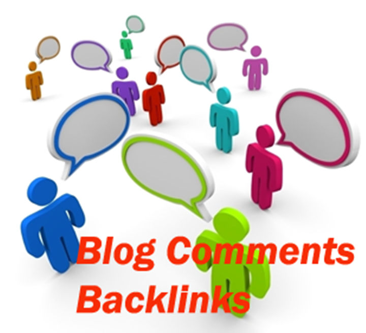 Increase website ranking with 80 niche related Blog Comments backlinks