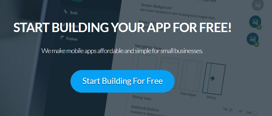 Learn to Build Apps for any type of Business