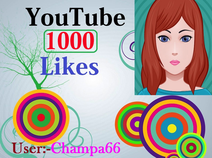 Add 1000 like with bonus 100 subscriber fully safe Quick delivery only