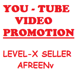 HIGH QUALITY YOUTUBE VIDEO PROMOTION 3k