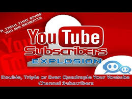 1000 youtube subscri'bers Active And High Quality Non Drop Refill Guaranteed just