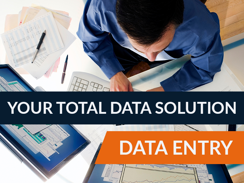 Do Perfect Data Entry for You