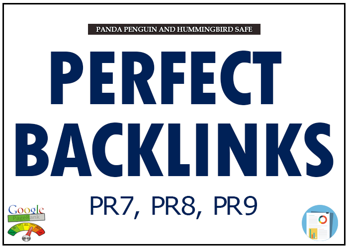 Manually Do 40 PR9-7 Backlinks From High Authority Domains Safe SEO
