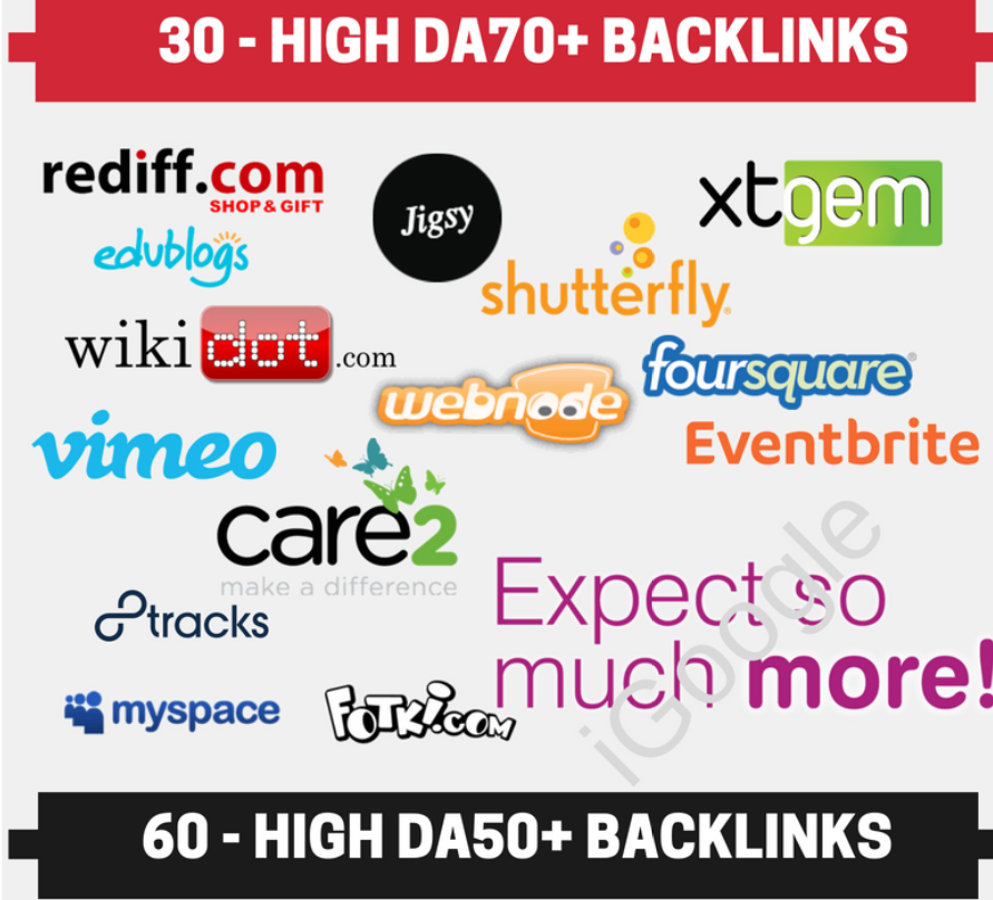 Manual 10 EDU 10 DA90 6 Guest Post 5 PDF 30 DA70 40 Wiki 50 Forum SEO Backlinks