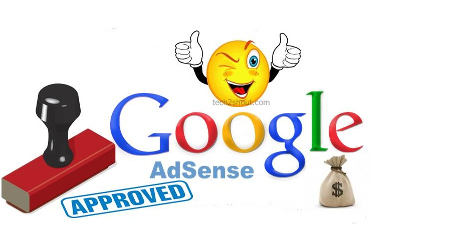 Adsense Approval Guaranteed Niche Website