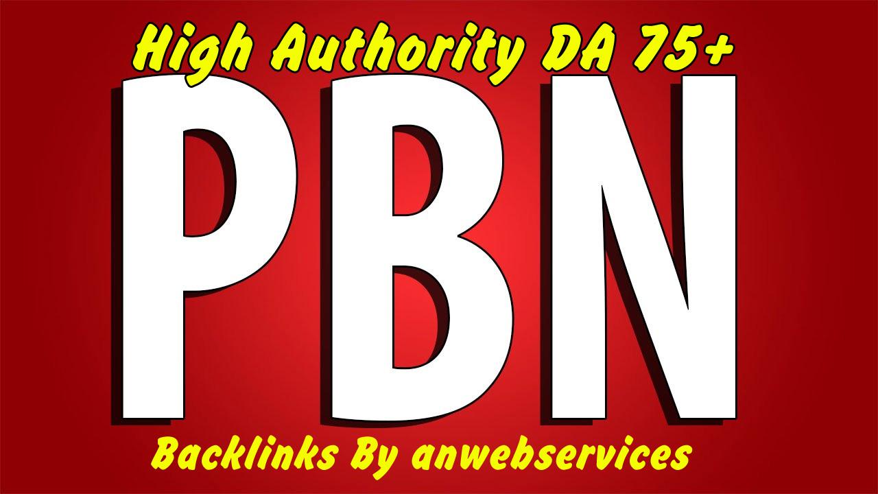 8 Permanent Dofollow PA60 - PA70 High Authority PBN B...