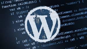 WordPress web design simple for bloggers