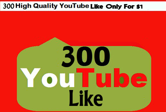 Provide You 100+ YouTube Like Fast Delivery SEO