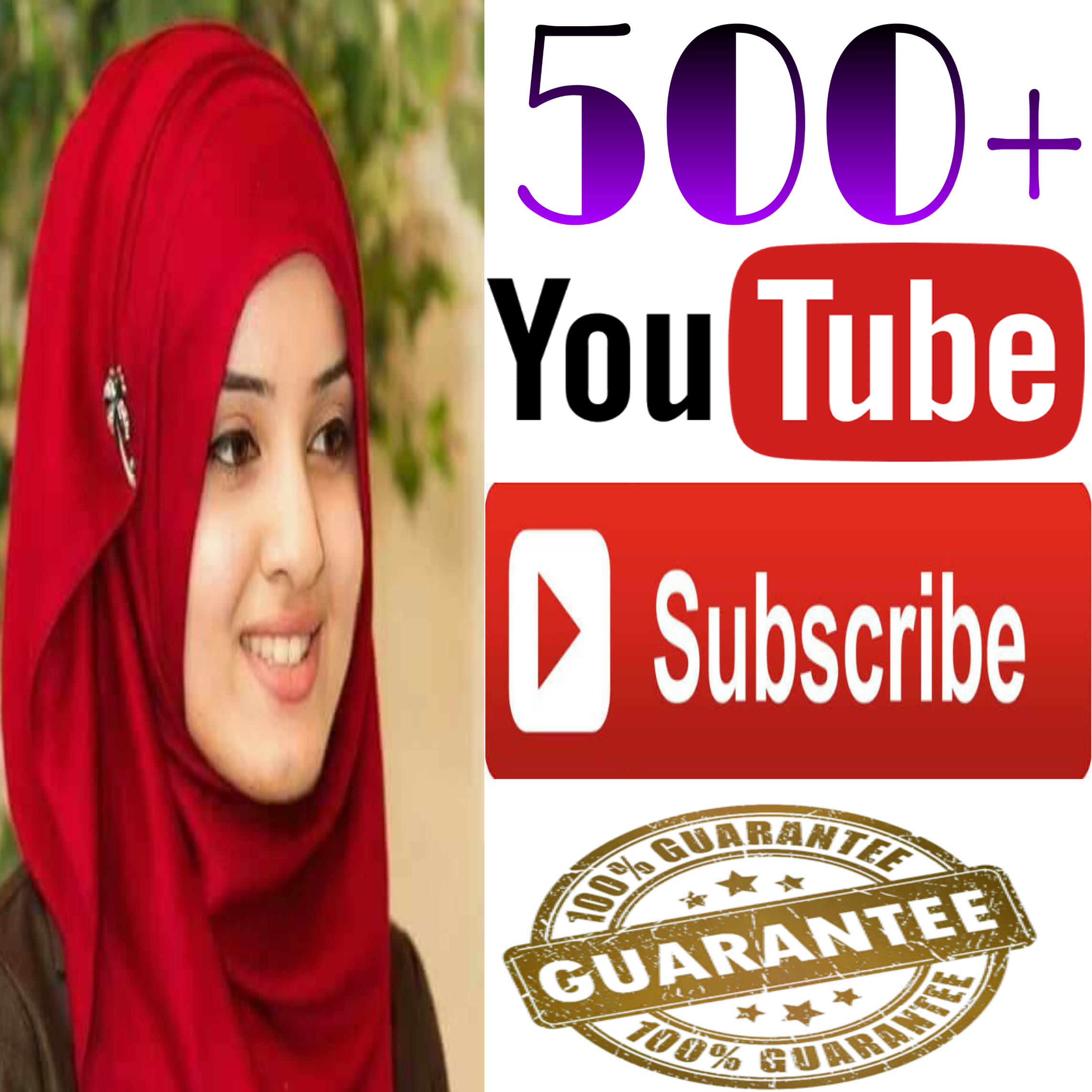 INSTANT provide manually  500+ NON-DROP guaranteed Y  T channel SUBSCRIBERS very fast delivery within 2-9 hours