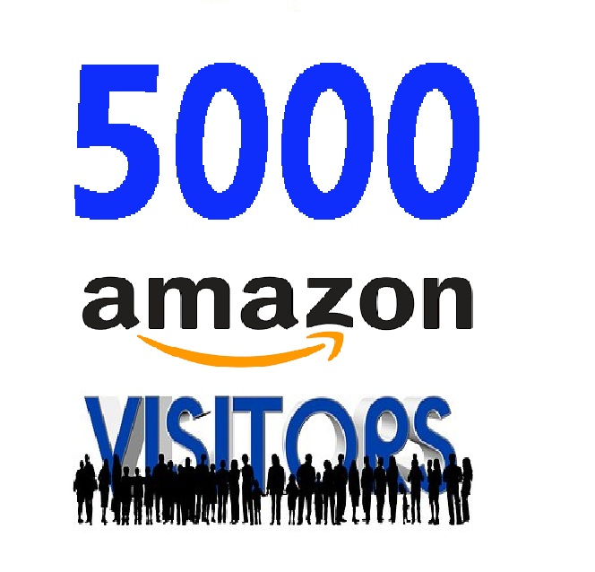Offer - Increase 7000 WorldWide traffic to any Amazon, Shopify, eBay, Etsy store
