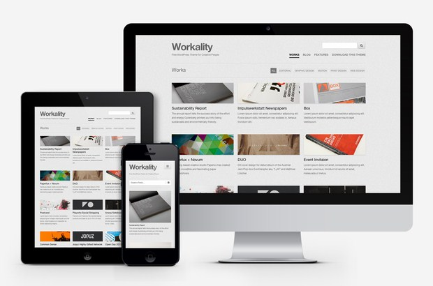 design WordPress custom website