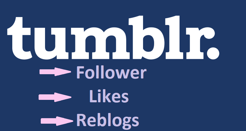 500+Tumblr Follower/Like/Reblog with High Quality &am...