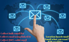 Get you 10,000 active niche targeted high quality Email list