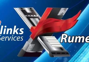 create Xrumer Profile Backlinks BLAST 20000 to 100000 Verified Forum Profiles