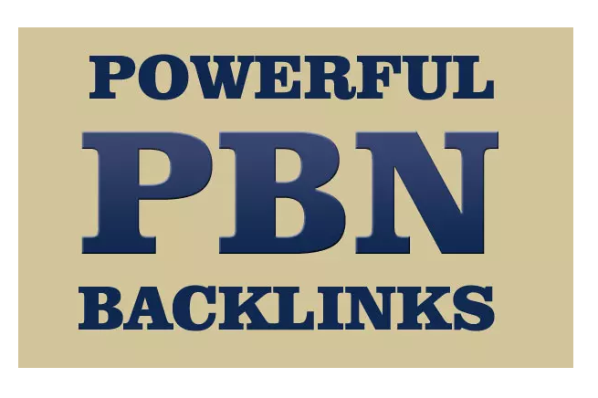 25 PowerFul High PBN Permanent Manual Post, HomePage ...