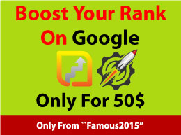 Boost Your Ranking On Google Within 20 Days