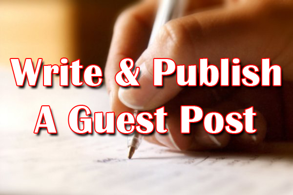 Write and Publish A Niche Guest Post On High DAPA Website