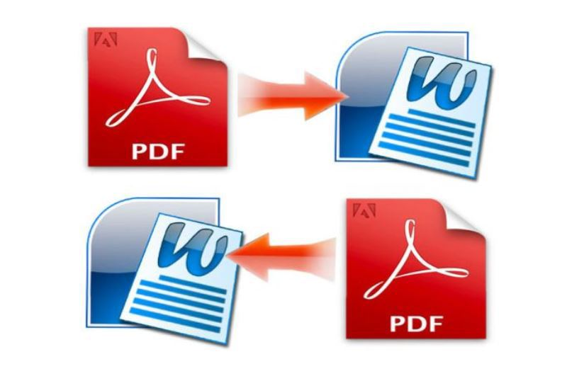 converting 50 pages pdf to word manualy