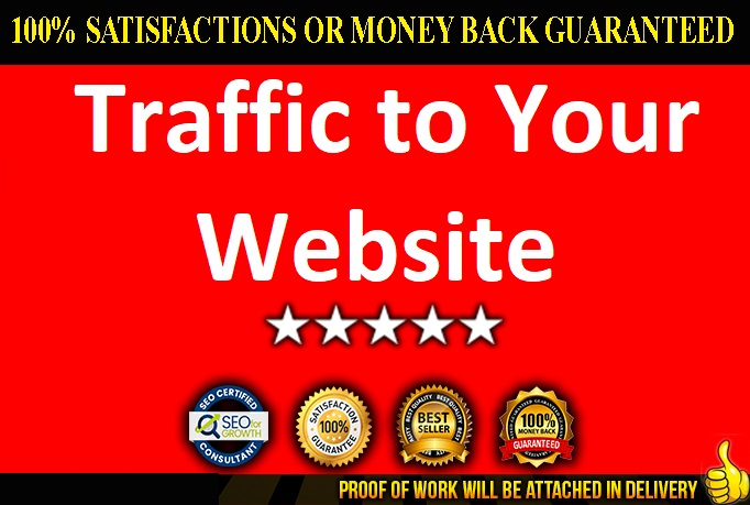 Send 20,000+ Real Human Traffic. Limited Time Offer G...