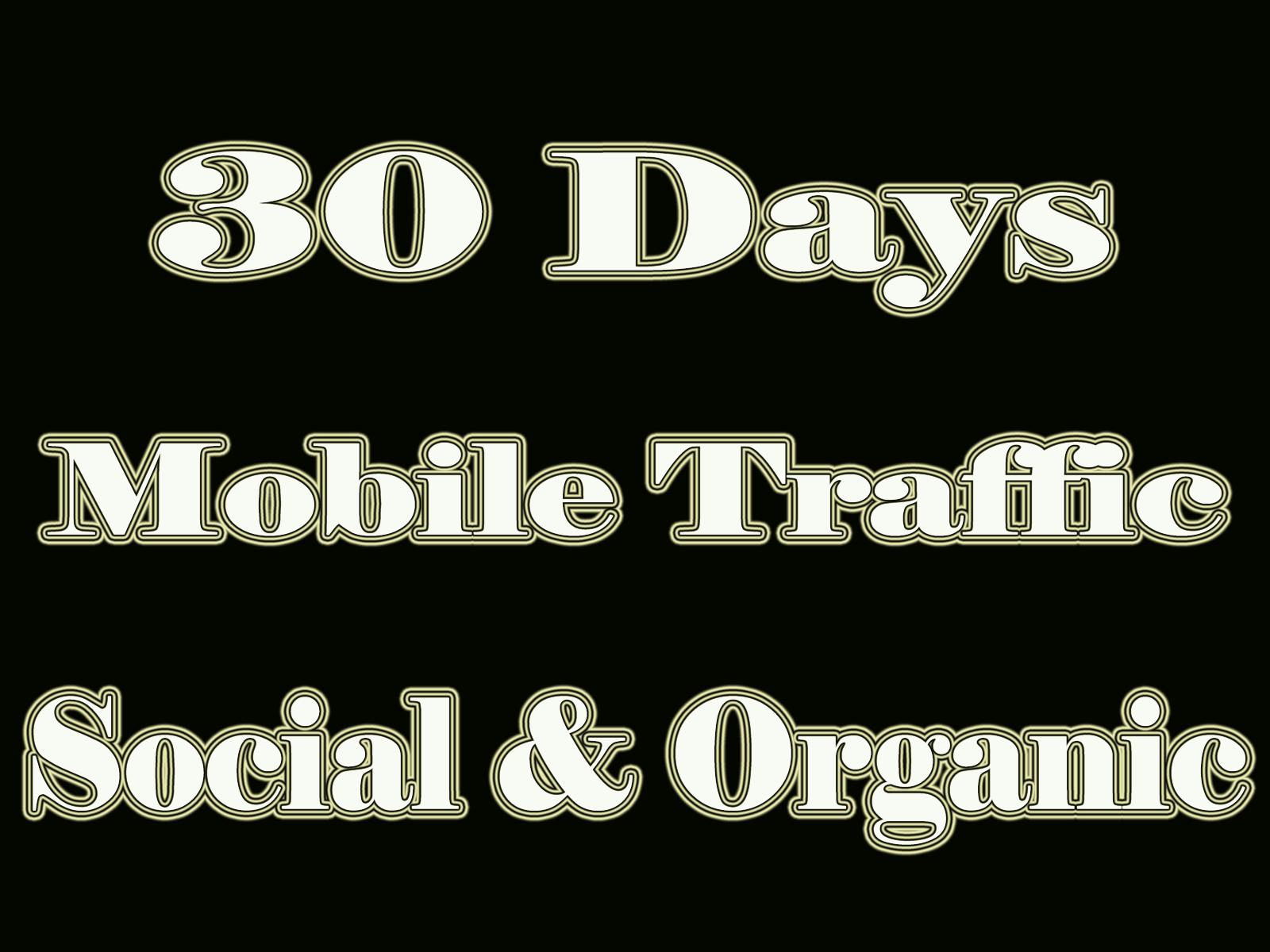 Get-MOBILE-Web-Traffic-60-days