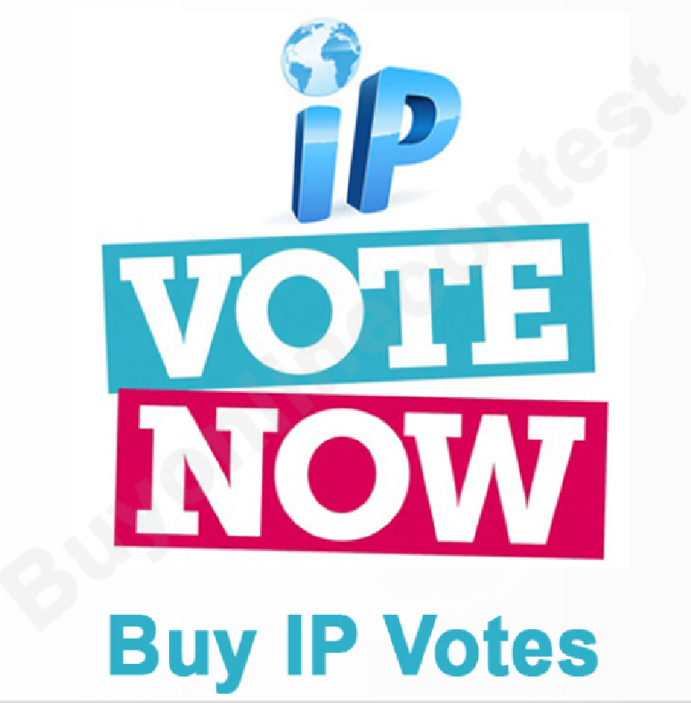 Add 1050 ip votes for your online voting contest