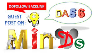Create Content And Publish Guest Post On Minds Dofoll...