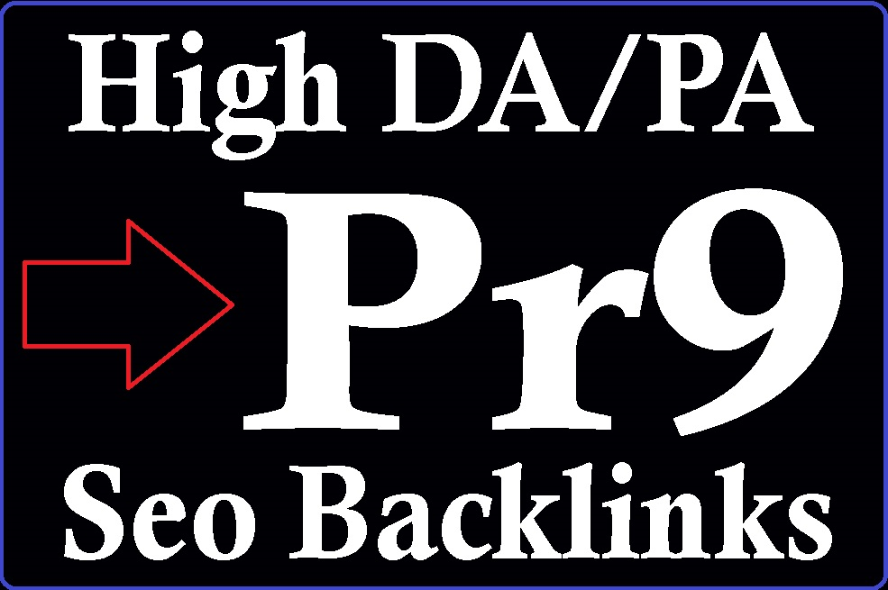 DA 100-70 and PA 90-50 High PR 50 Pr9 Boost Safe Seo ...