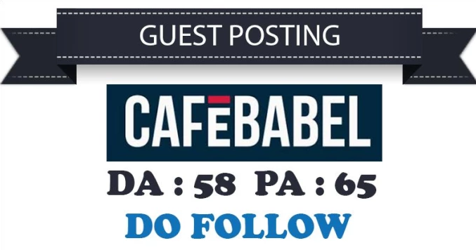 I Will Do Guest Post On Cafebabel. Co. Uk With Dofoll...