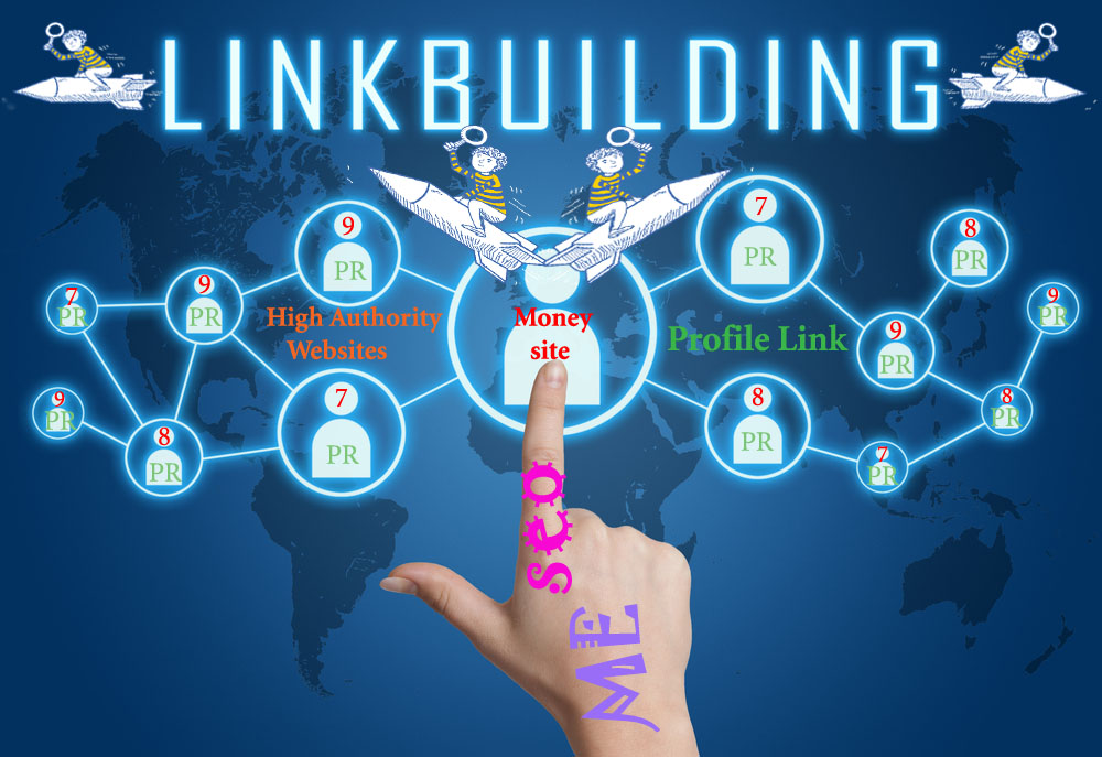 Bullet proof offpage seo linkbuilding service