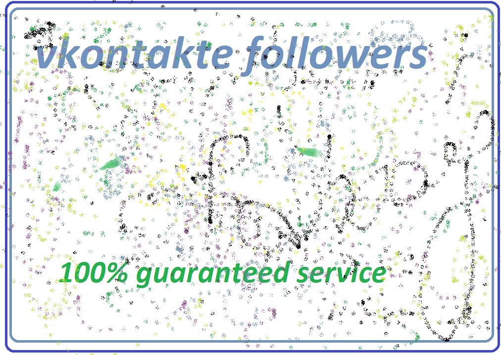 Get 420 pinterest followres or 120 worldwide vkontakt...