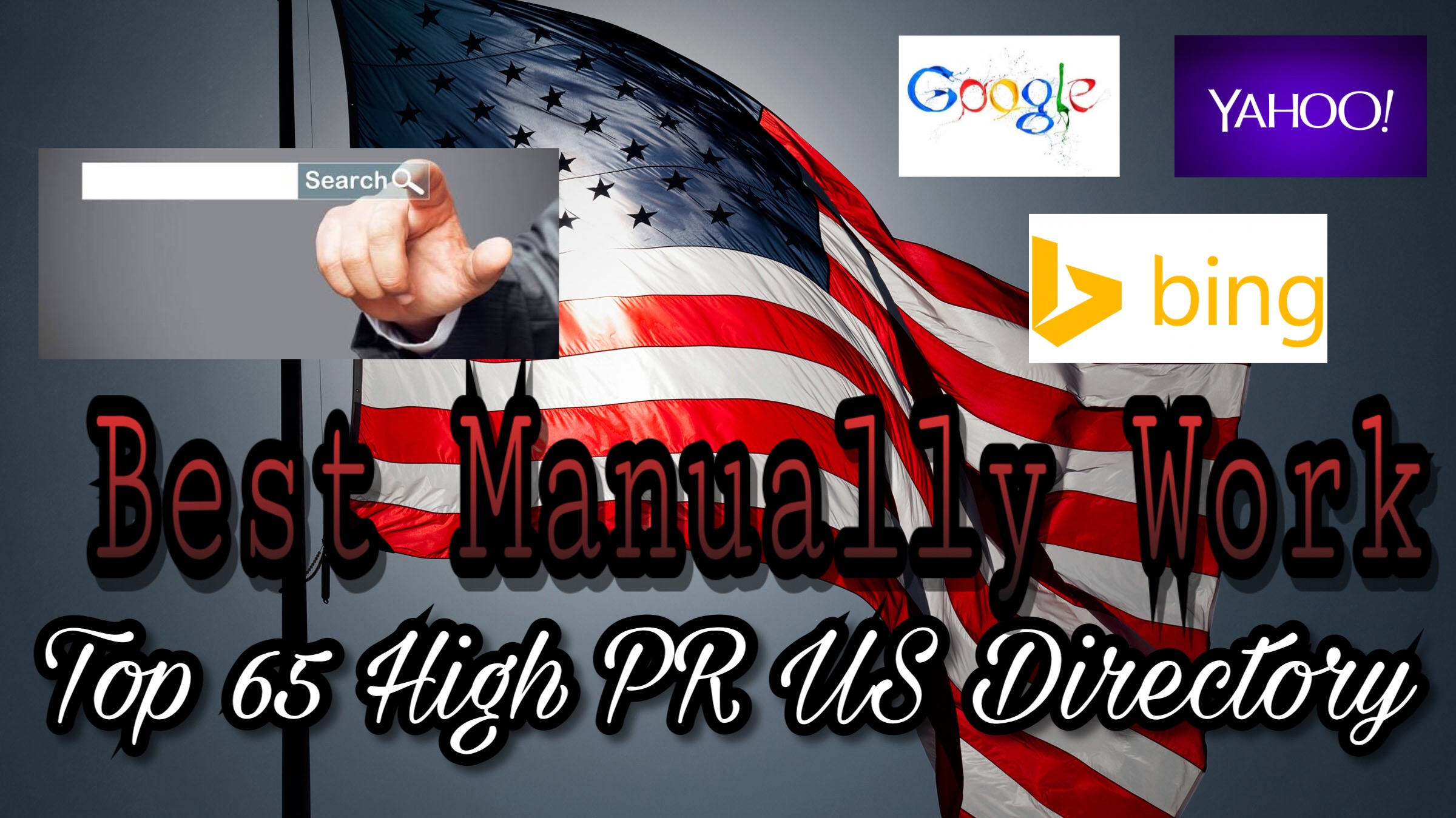 submit your link in 65 high PR Usa directory