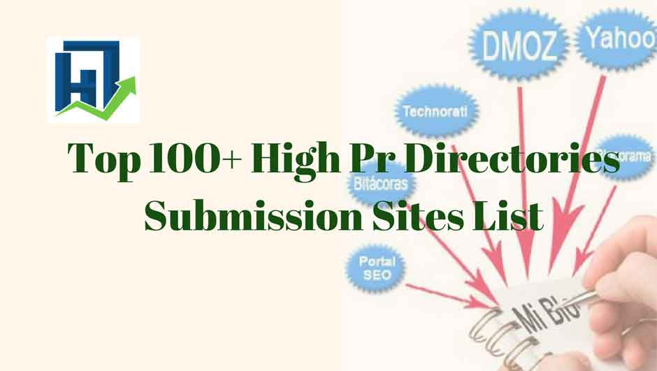 submits your site on top 69 high PR directory