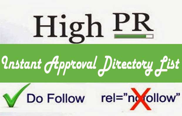 100 Instant Approve Directory Submission Links