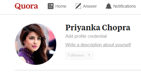 Give you 25 Quora followers+20 upvotes within few hours