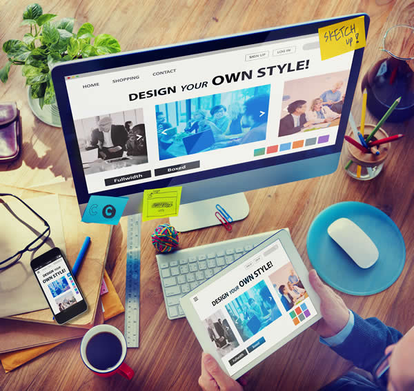 Design A Professional Website With SEO And Contact Form